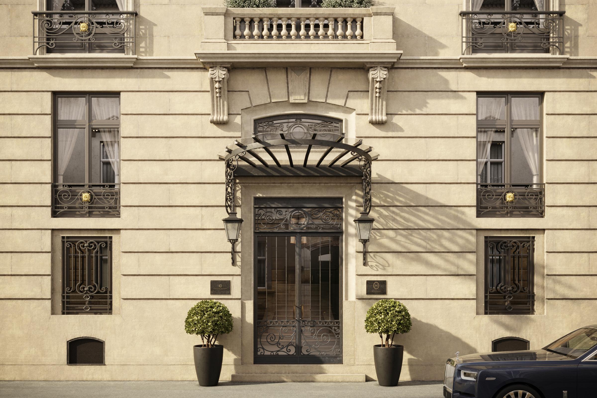 Hôtel Particulier Villeroy, Paris